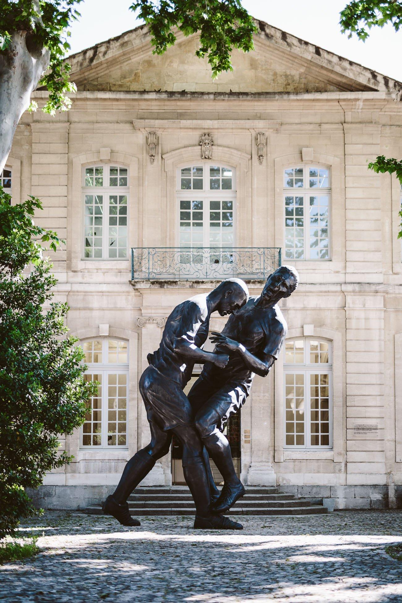 Lambert Collection in Avignon