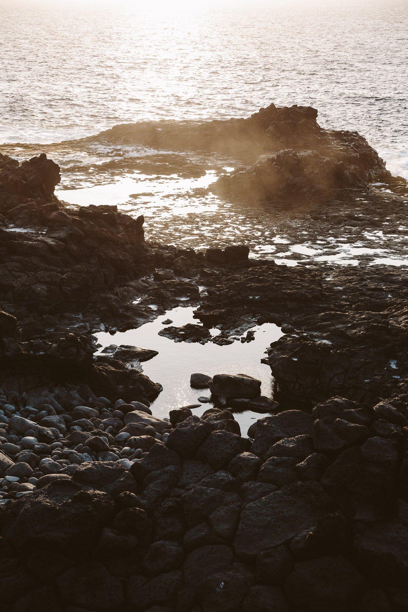 Playa de la Madera Lanzarote