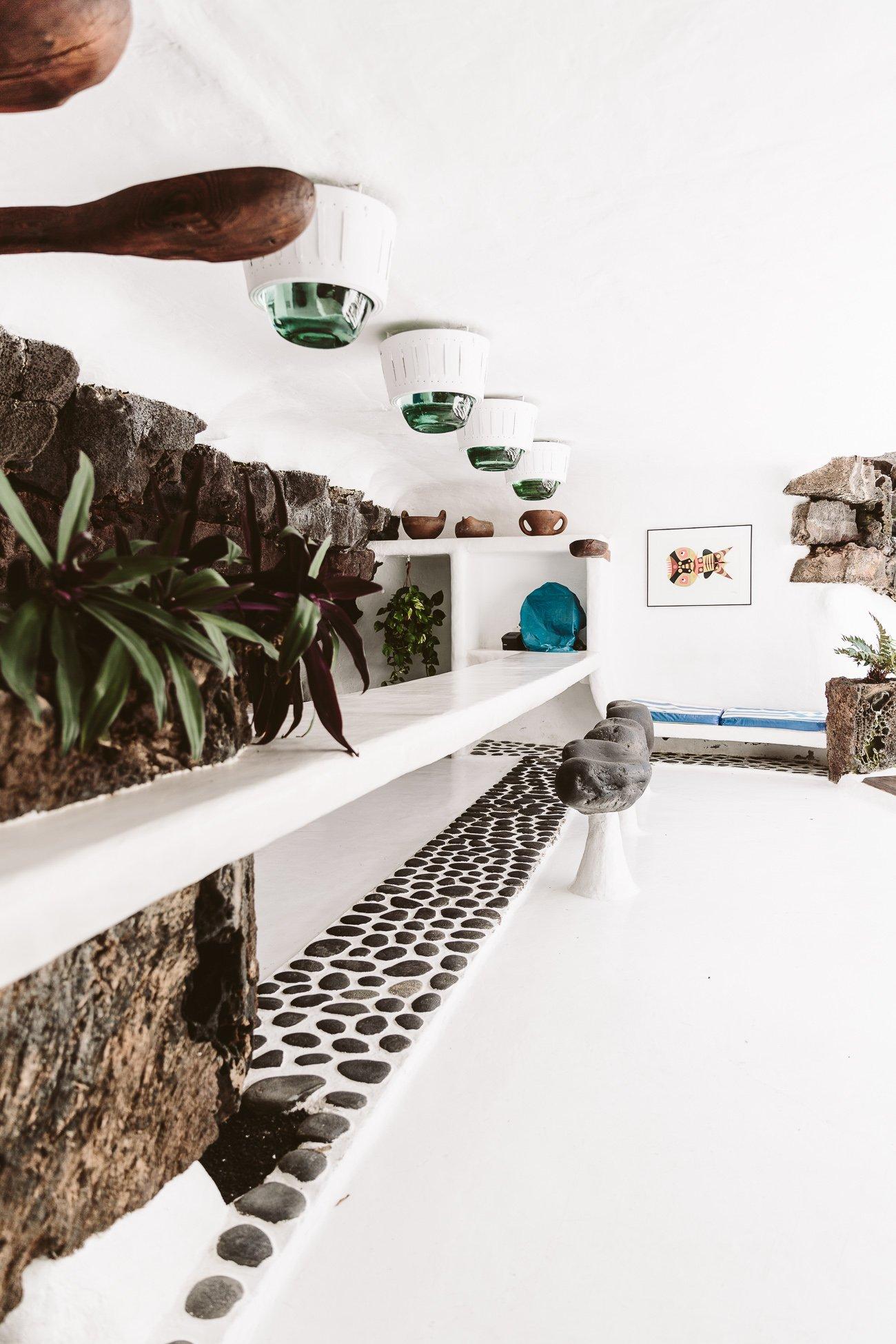 Jameos del Agua by César Manrique in Lanzarote