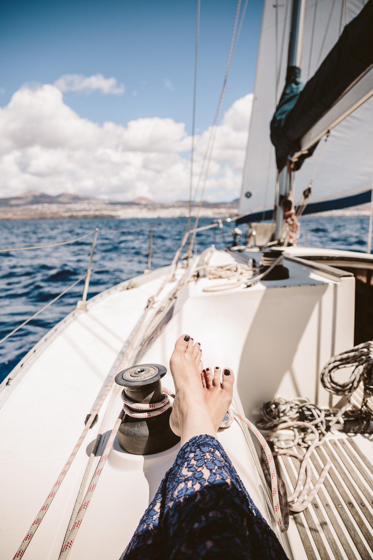 Private Sailing Tour of Lanzarote