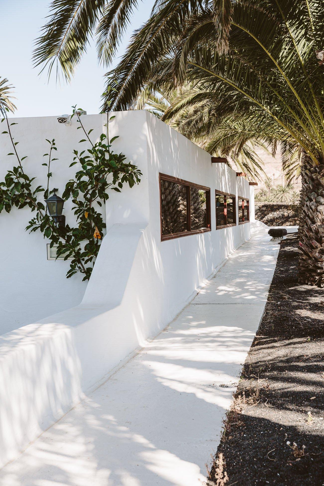 César Manrique house in Haría