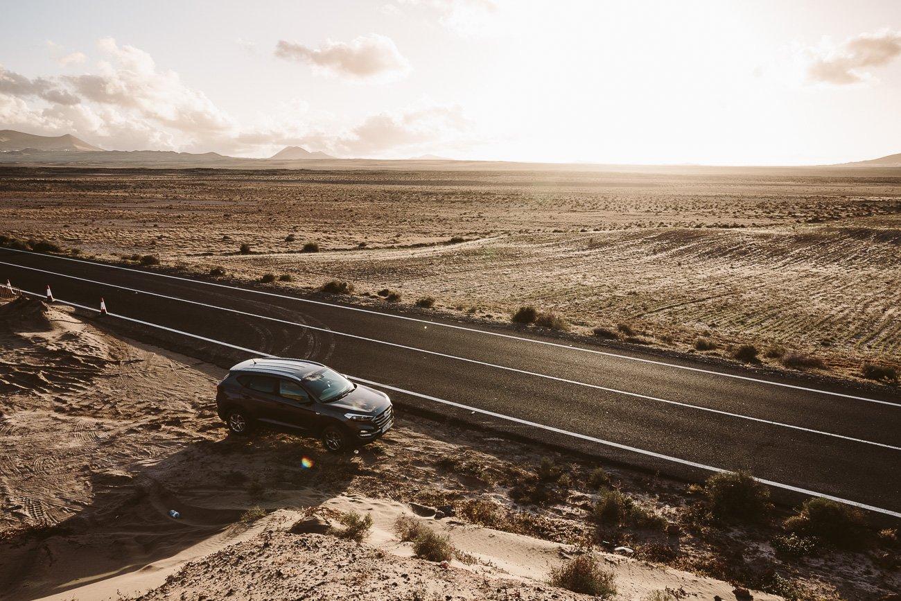 Rental Car Lanzarote