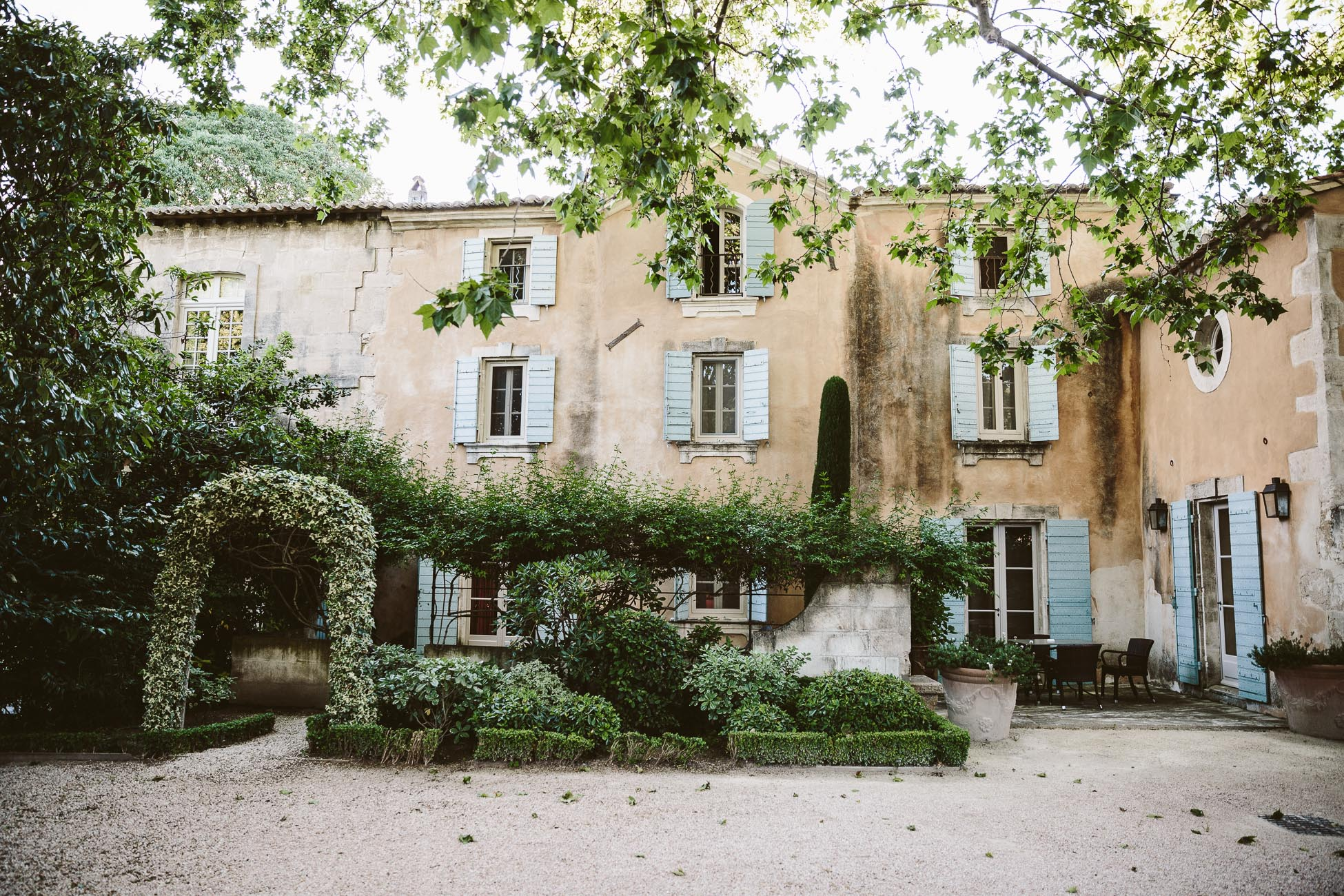 Baumanière Hotel Les Baux Provence