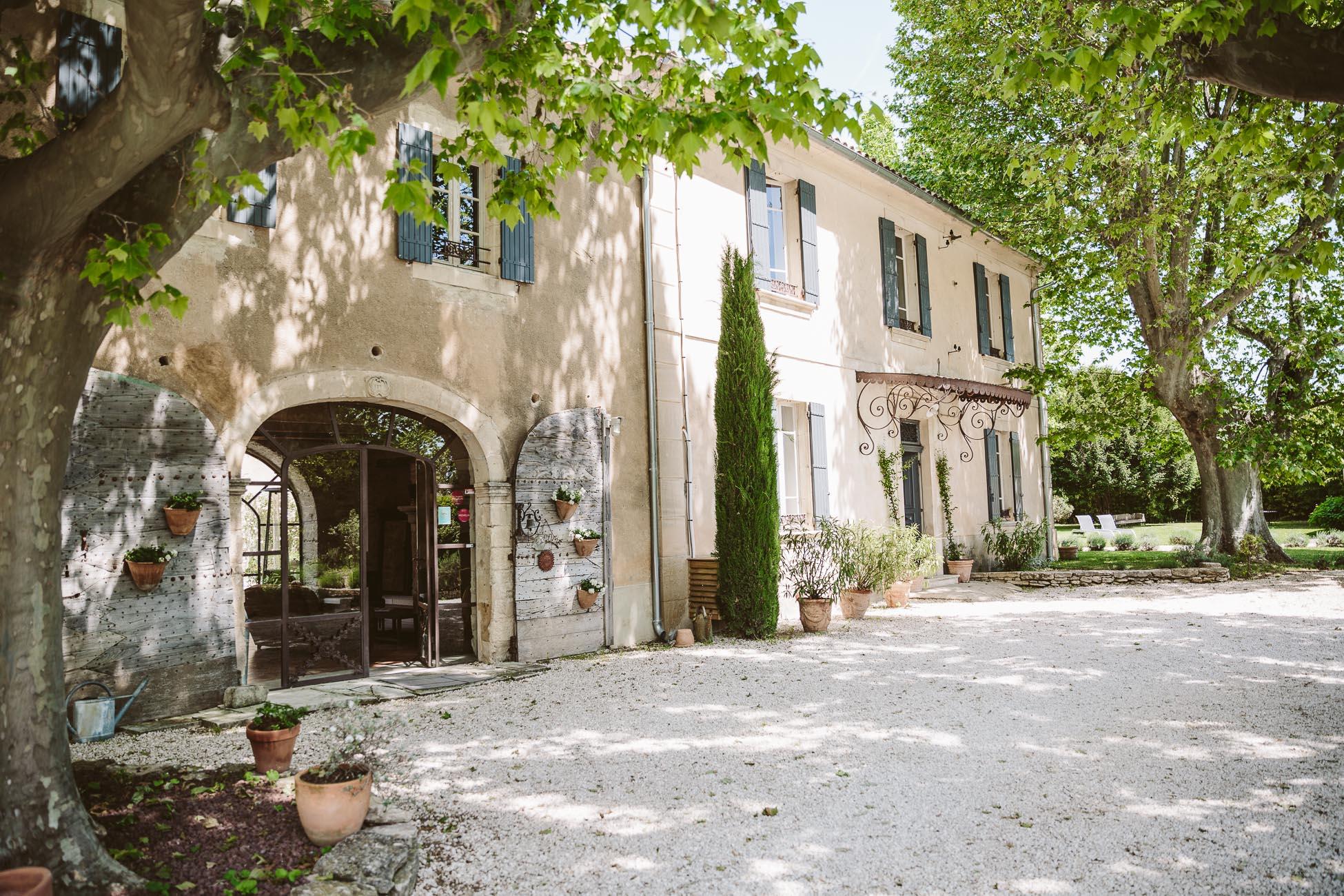 Hotel La Bastide de Voulonne