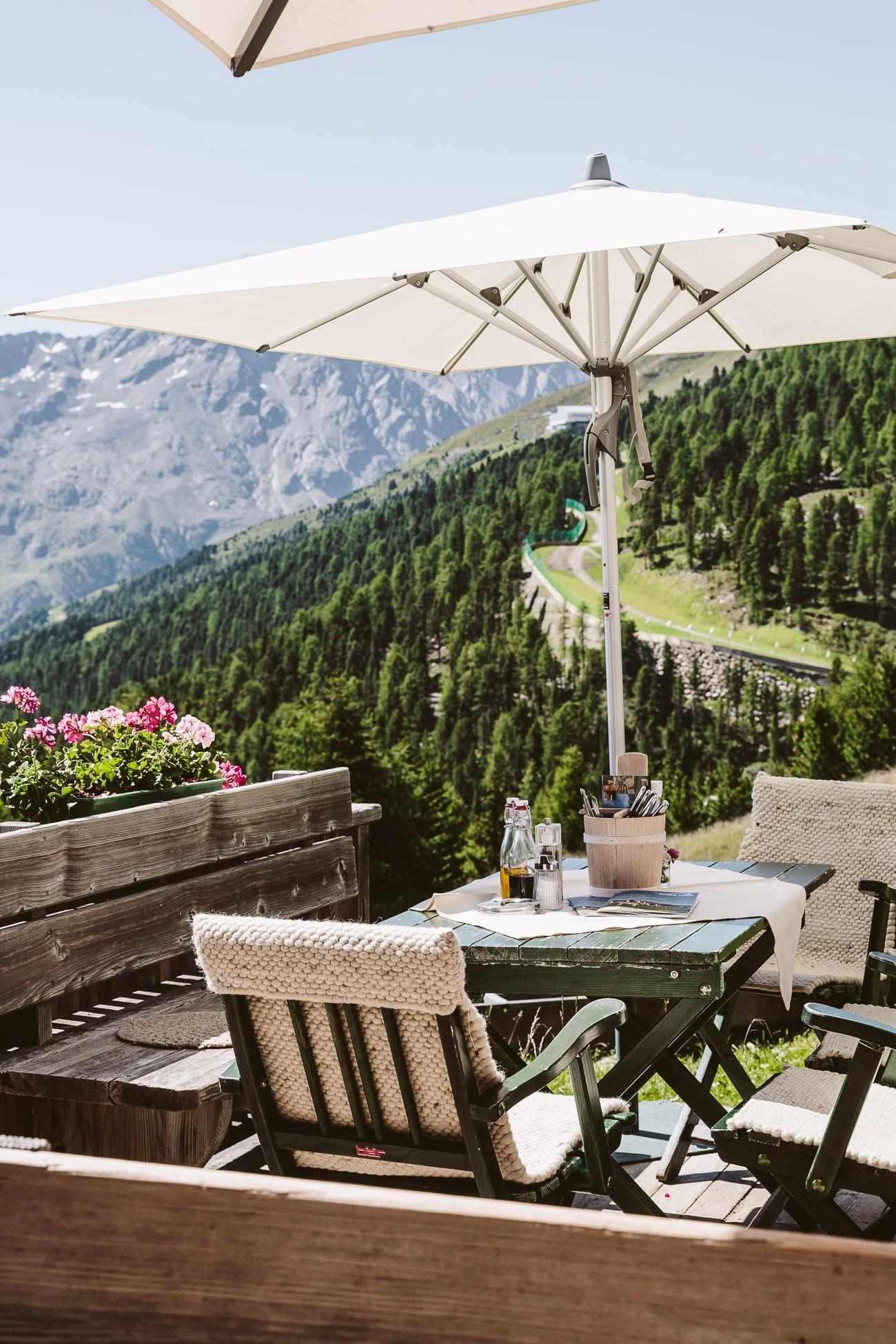 Gampe Thaya Oetztal Tyrol