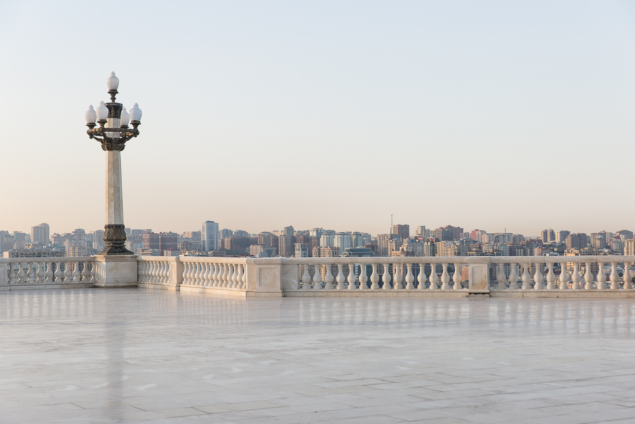 Dağüstü Park Baku