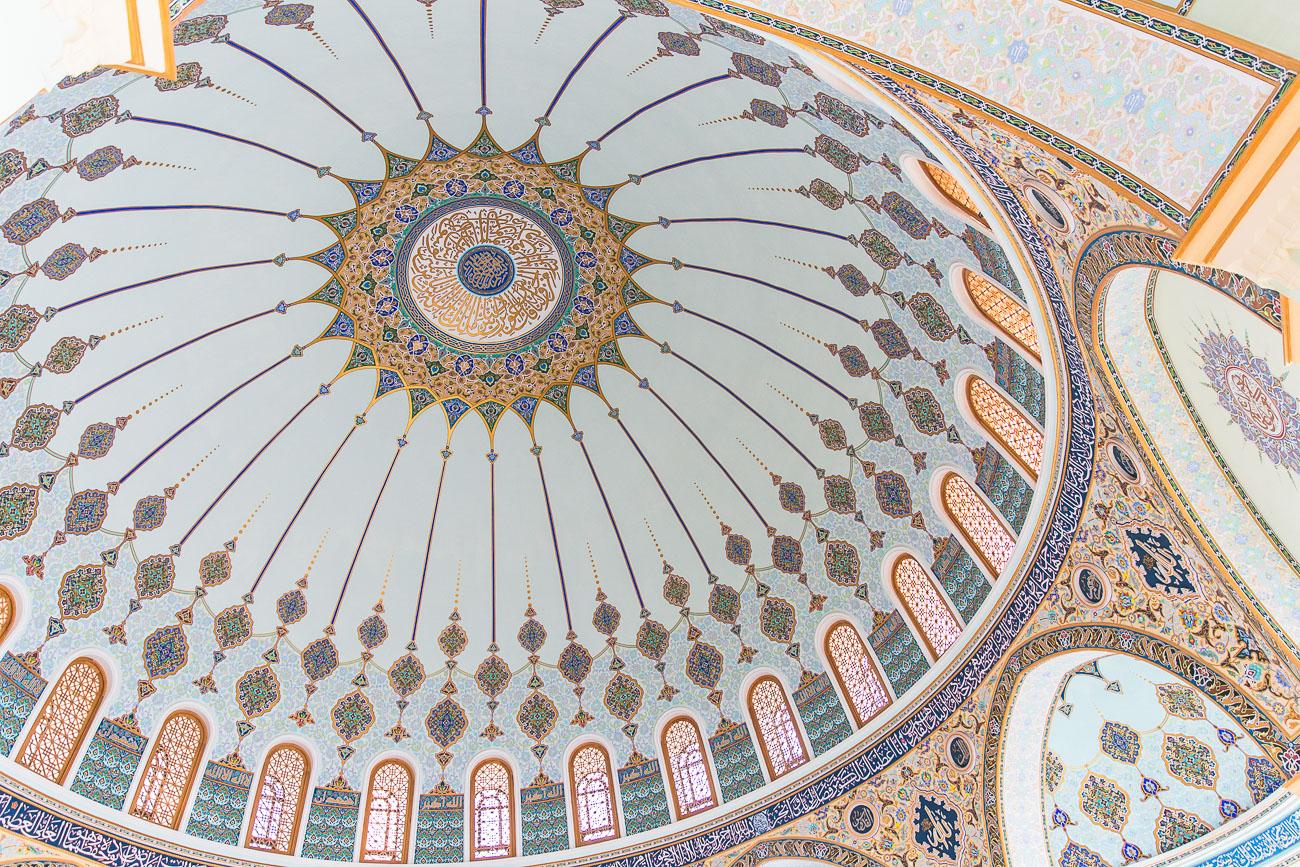 Taza Pir Mosque Baku