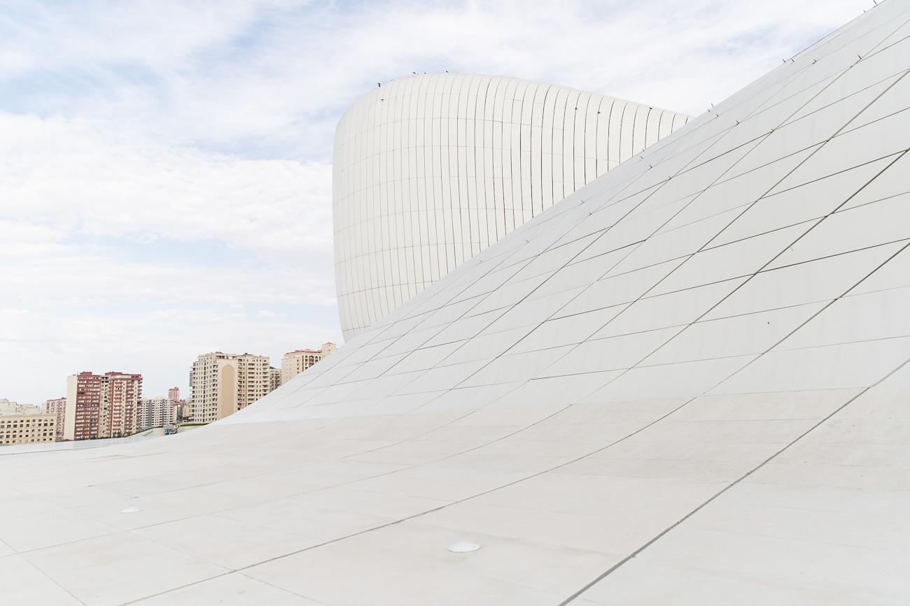 Heydar Aliyev Centre Baku
