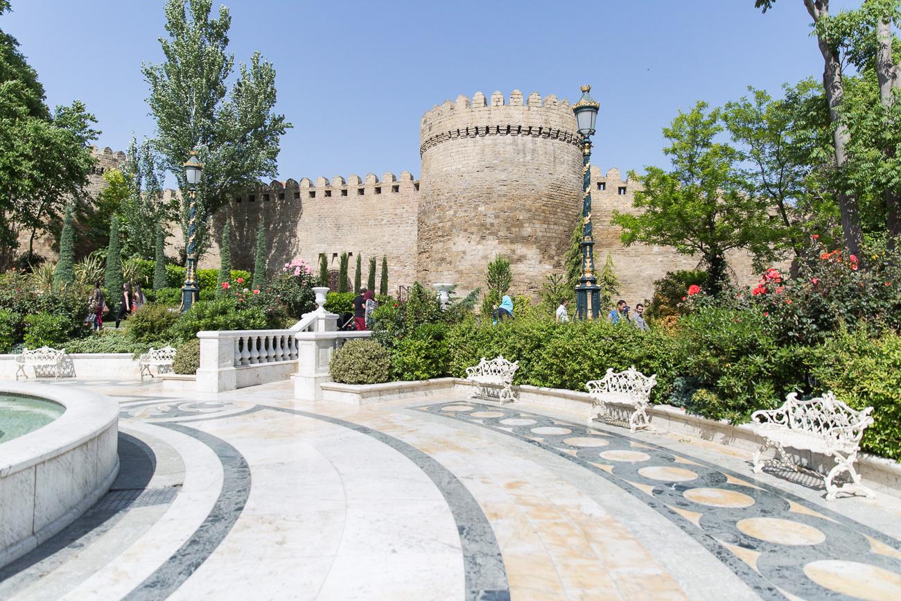Philharmony Park Baku