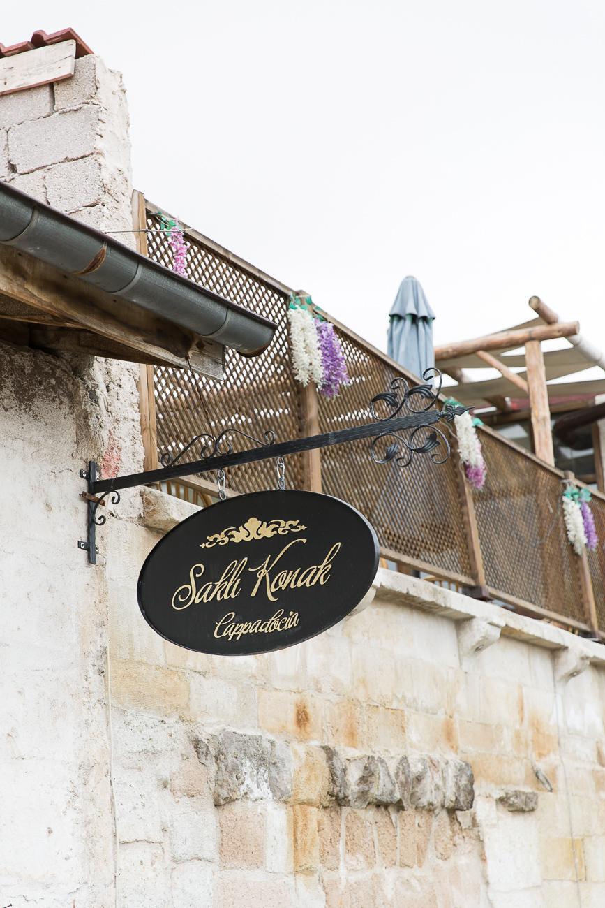 Sakli Konak Restaurant Cappadocia