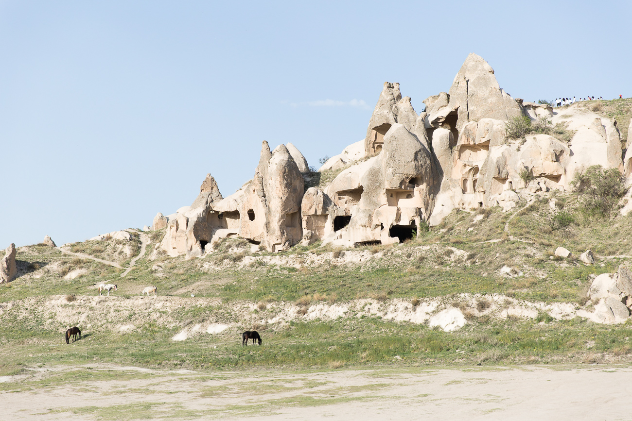 Fairy chimneys in Göreme