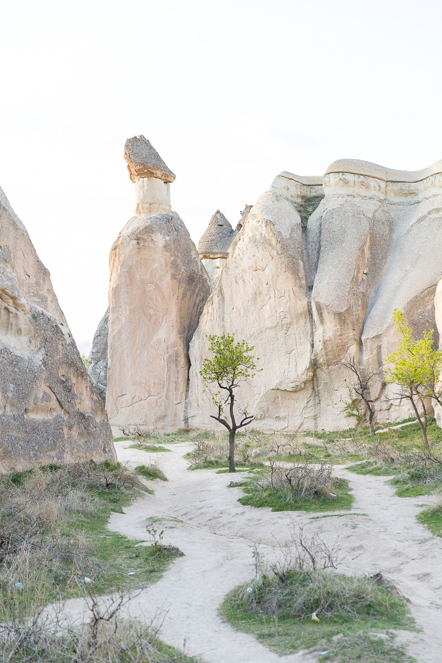 Fairy chimneys of Pasabag