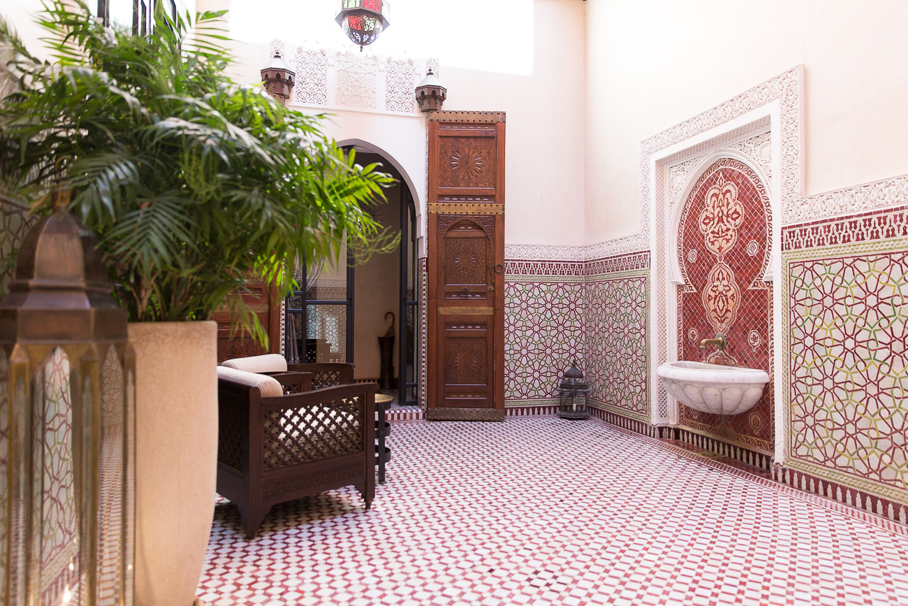 Royal Mansour Hotel Marrakech, Morocco