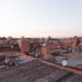 Over the roofs of Marrakech's Medina