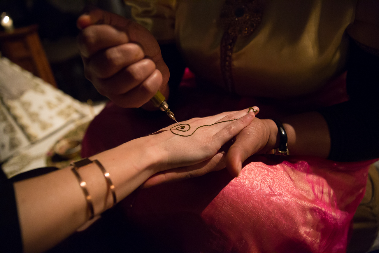 Getting a Henna Tattoo in Marrakech