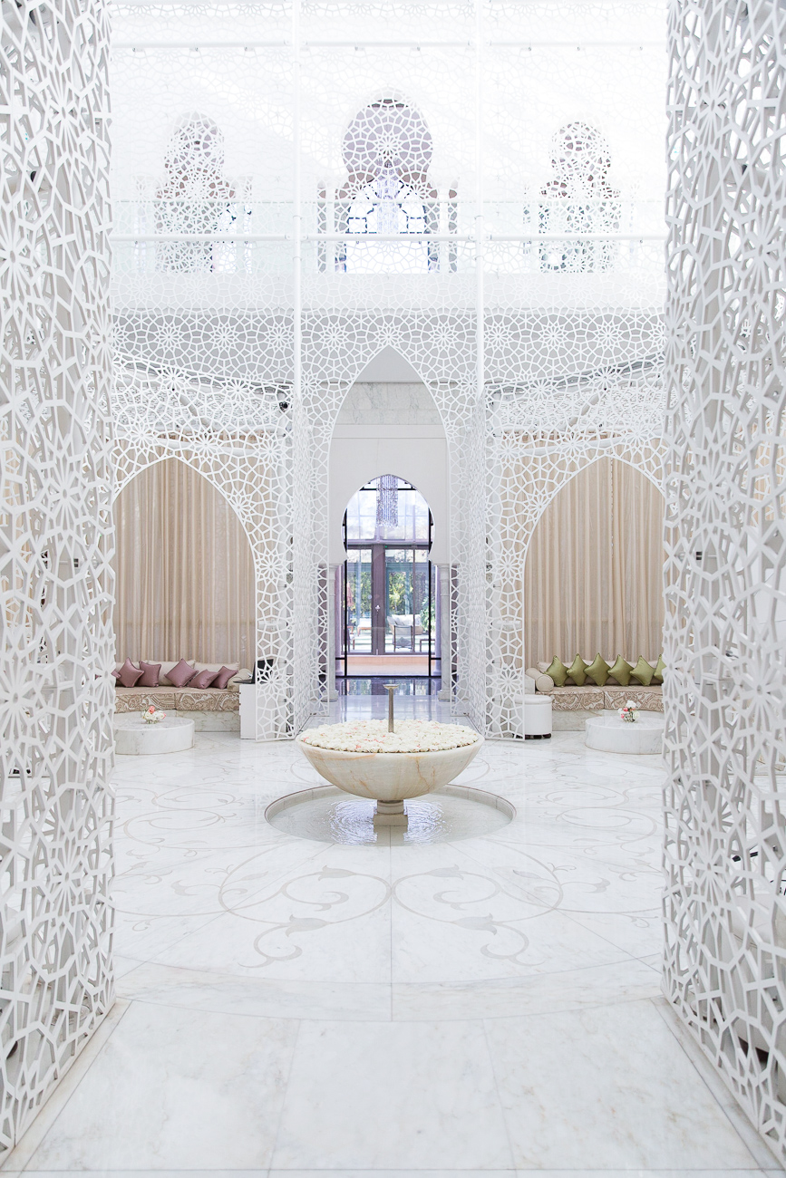 The Spa of the Royal Mansour Hotel
