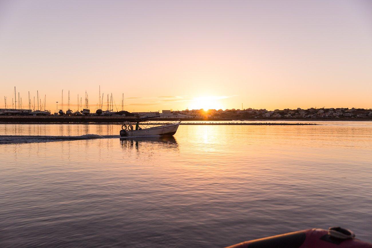 Sunrise Boat Tour Algarve