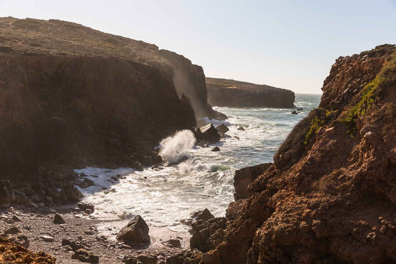 Praia da Bordeira, Portugal
