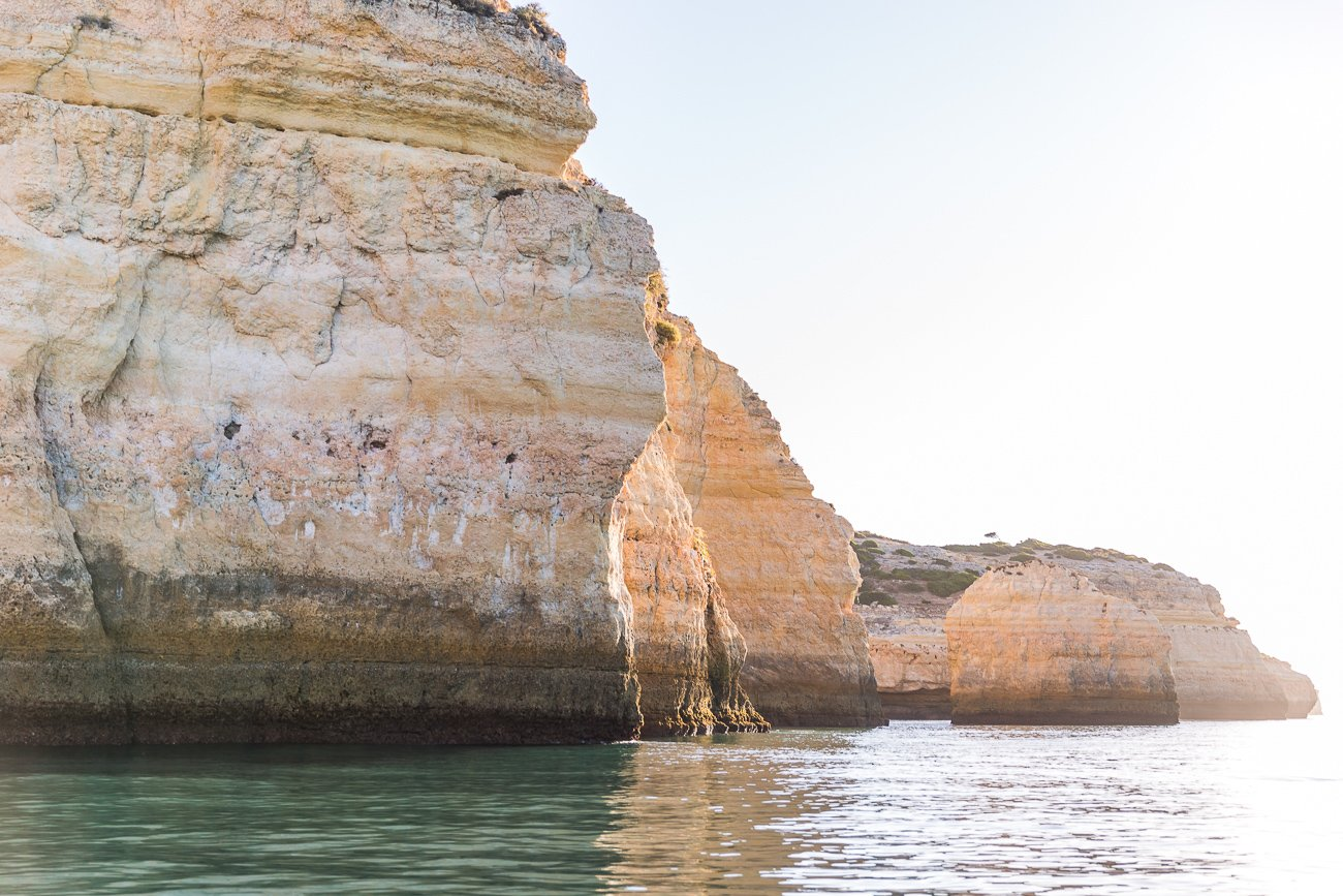 Coast of Algarve