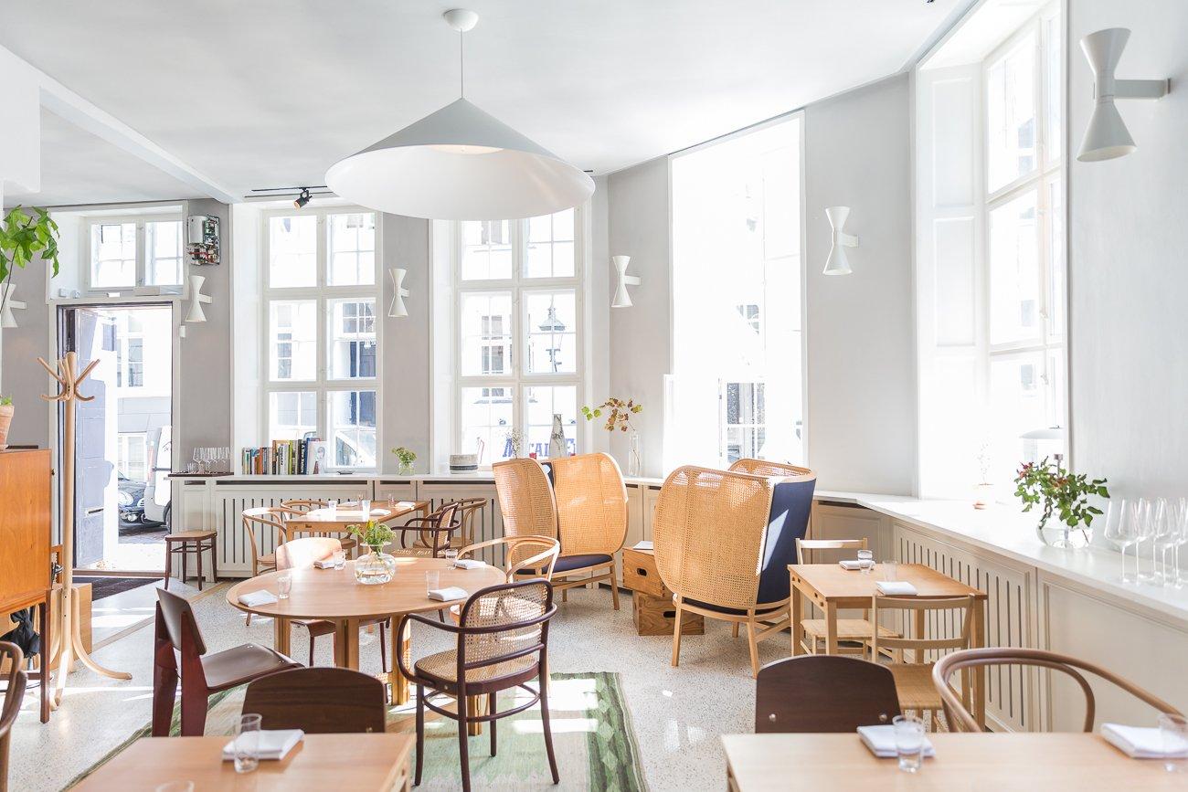 Restaurant Admiralgade 26 Copenhagen