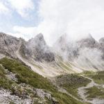 East Tyrol alpine hiking