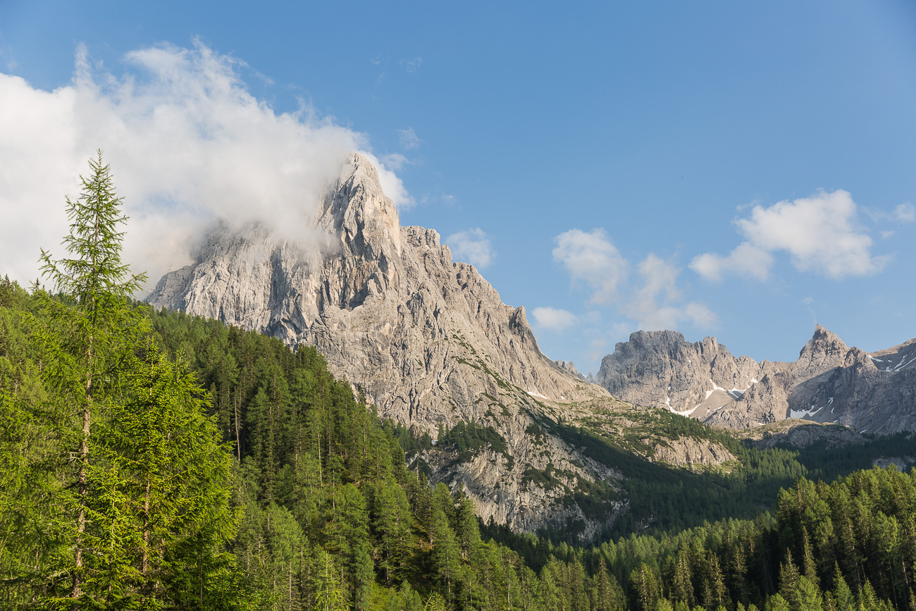 East Tyrol Dolomitenhütte