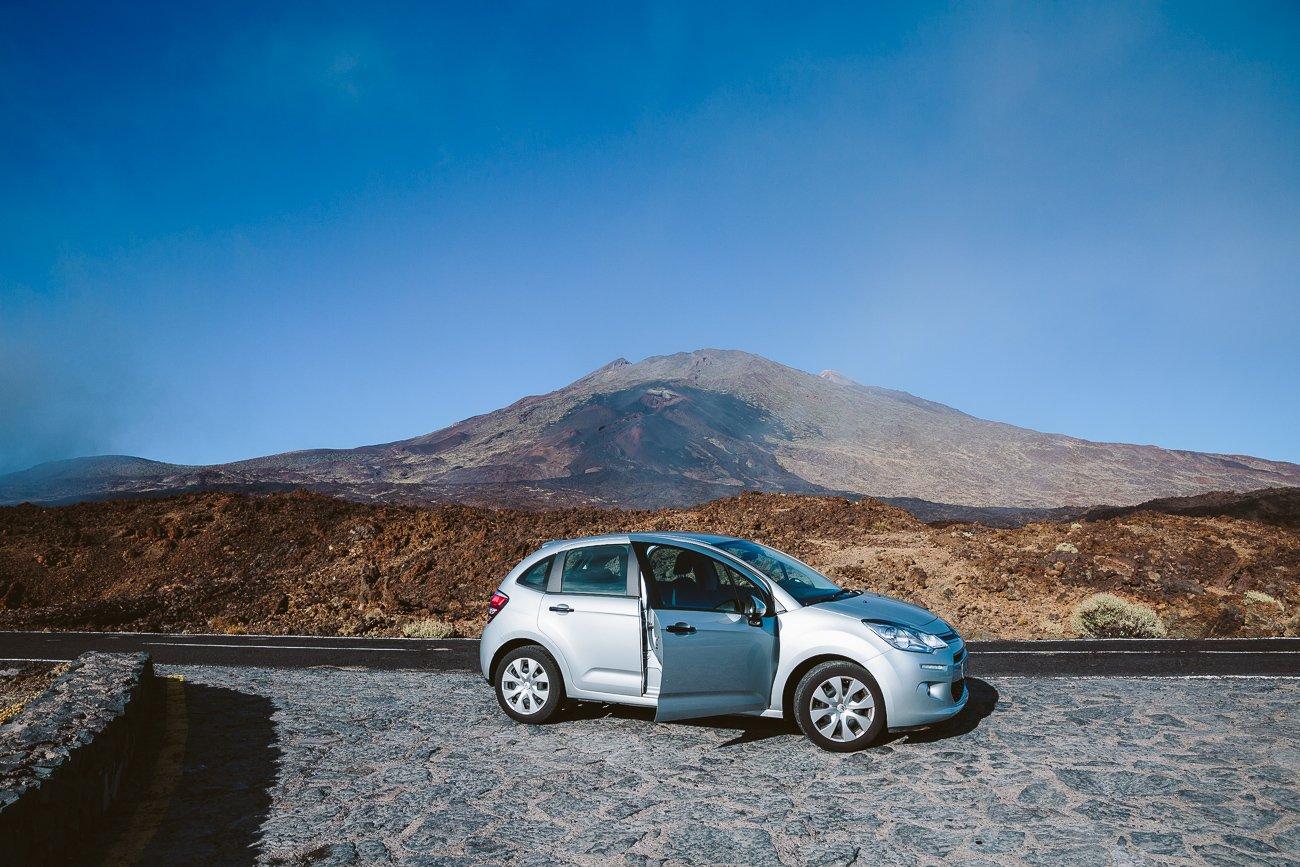 Road trip through Tenerife