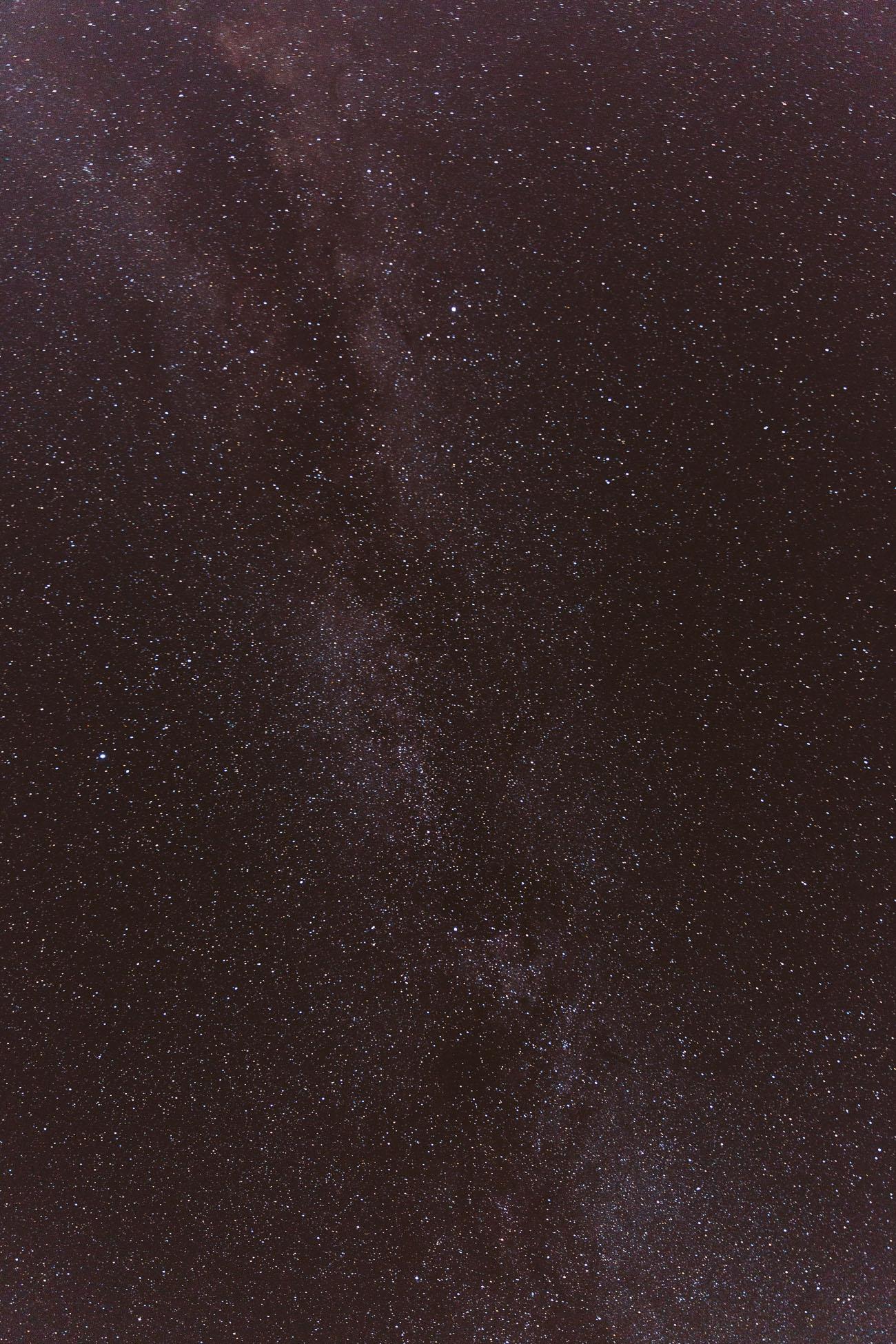 Star gazing in Tenerife