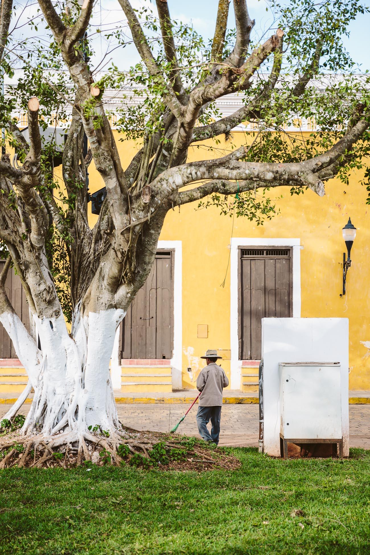 Izamal, Yucatán, México