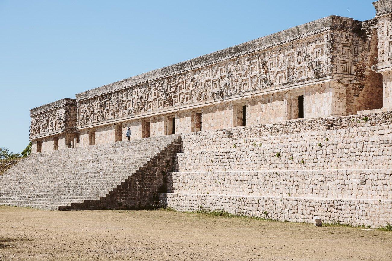Mayan Ruins, Uxmal, Yucatán