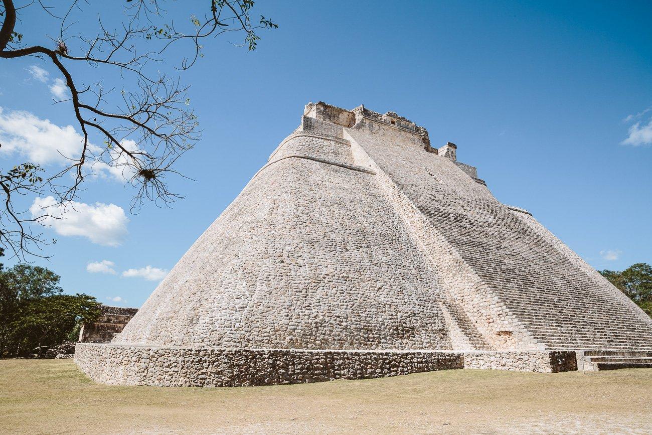 Uxmal Yucatan, Mayan Ruins