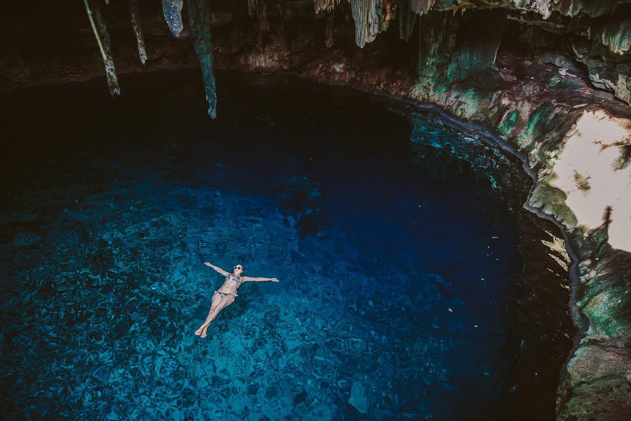 Cenote Kankirixche, Yucatan