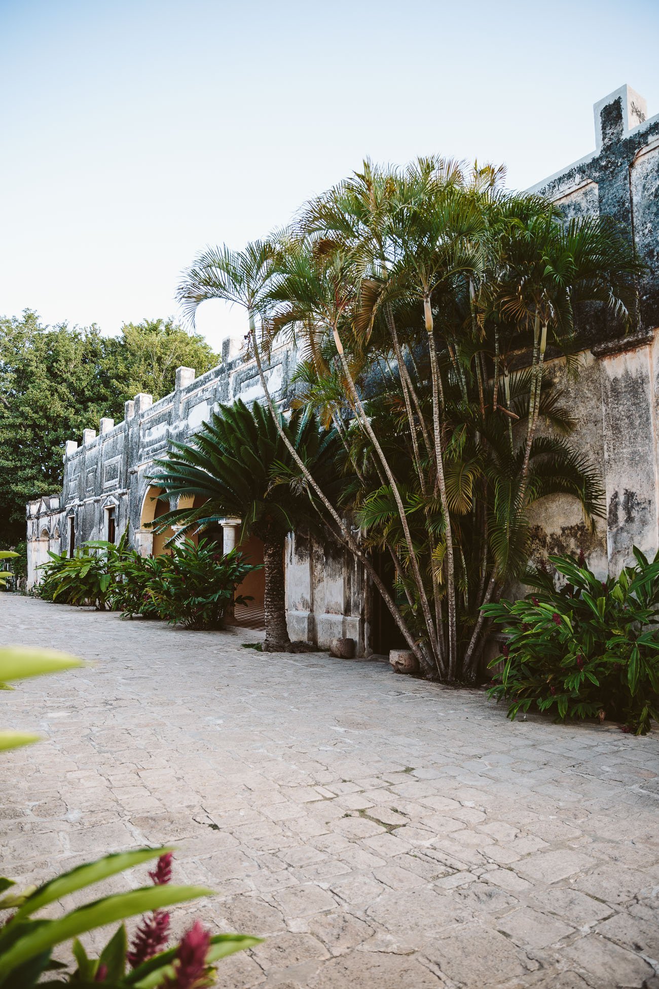 Hacienda Yaxcopoil, Yucatán, México