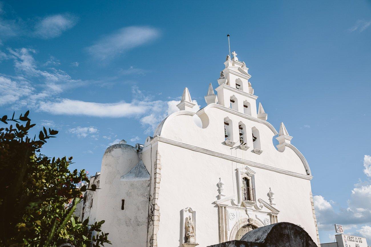 Parroquia - Santiago Apostol Mérida Yucatán Mexico