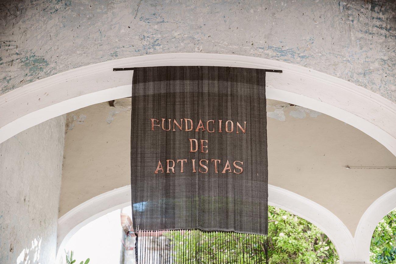 Fundacion de Artistas Mérida Yucatán Mexico