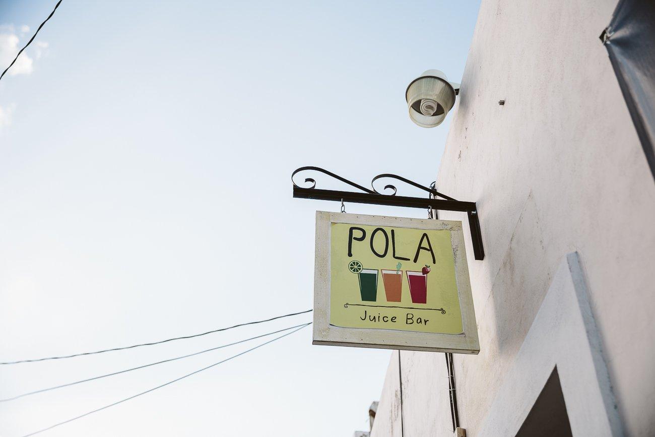 Pola Gelato & Juice Mérida Yucatán Mexico