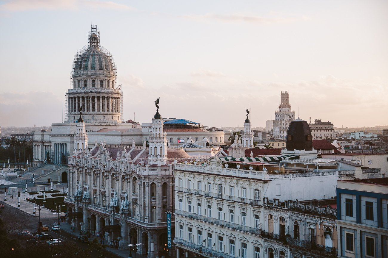 Capitol Cuba Havana
