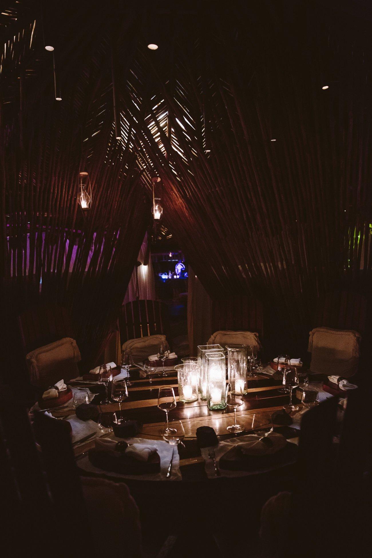 Kin Toh Restaurant Tulum Mexico