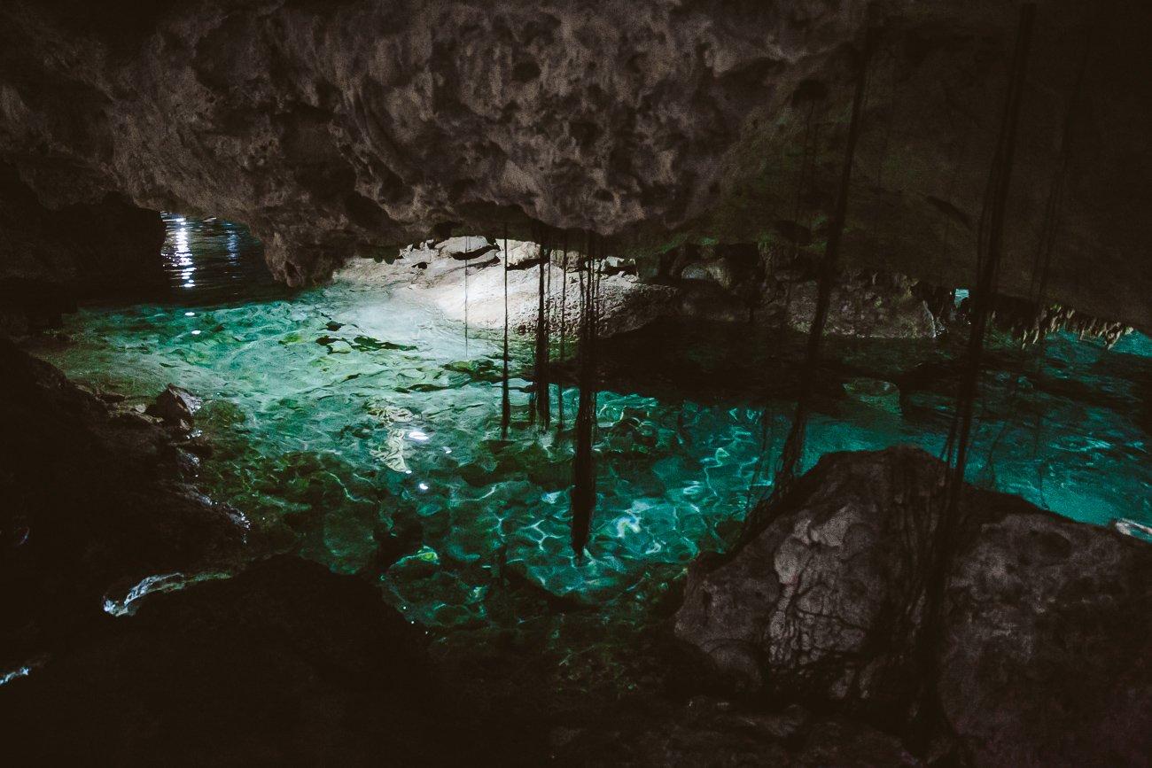 Aktun Chen Cenote Mexico