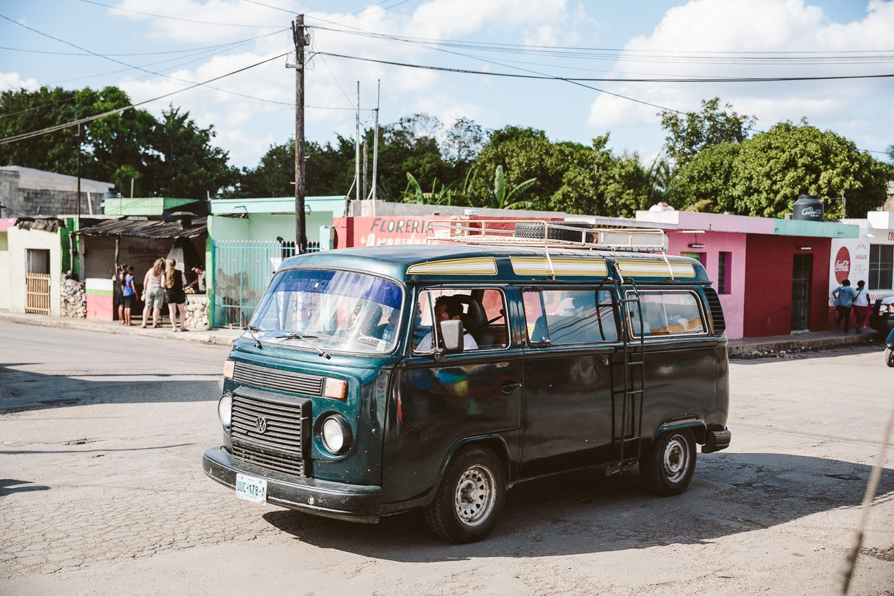 Road trip Yucatán