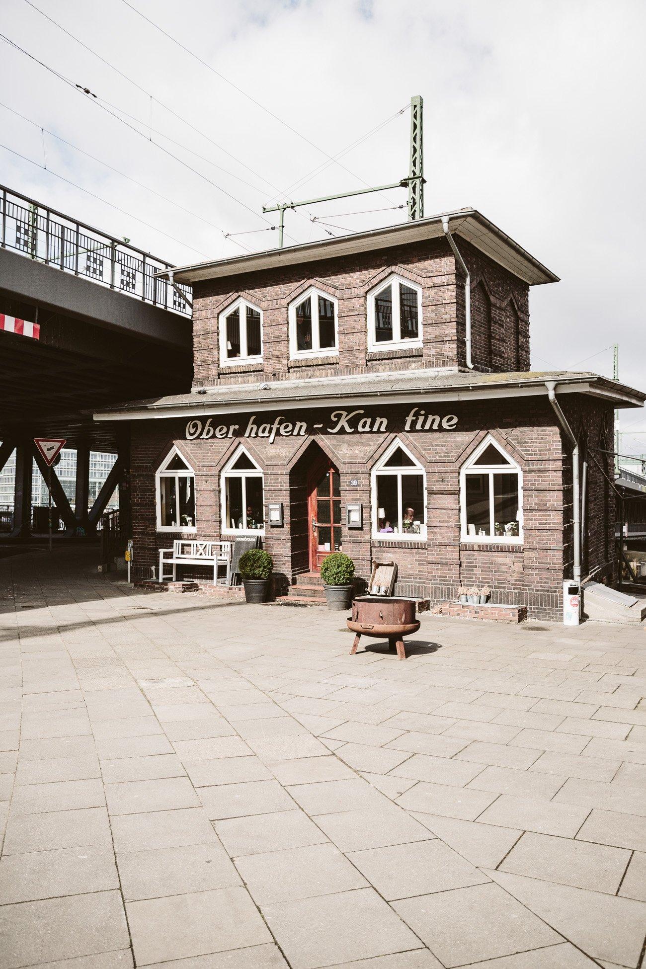 Oberhafenkantine Hamburg