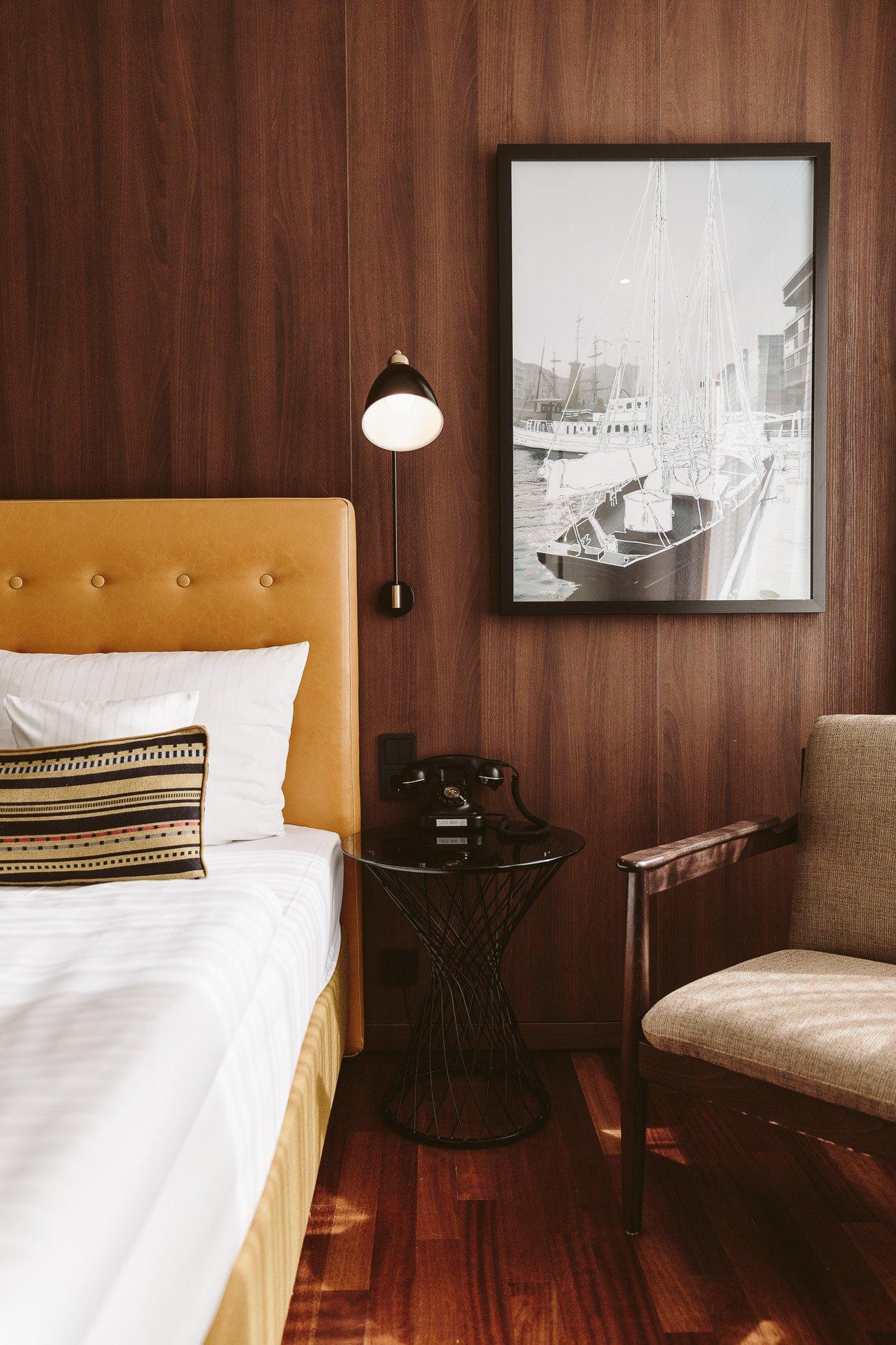 Room Detail at Ameron Hotel Speicherstadt