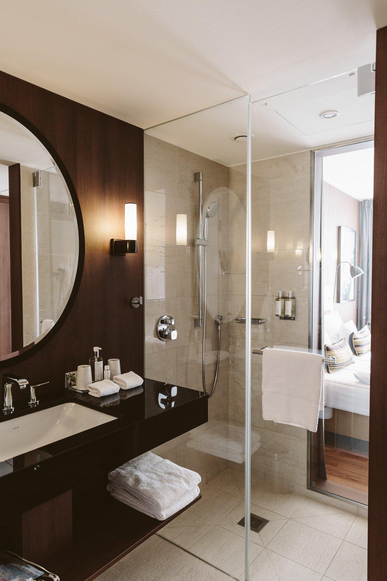 Bathroom at Ameron Hotel Speicherstadt