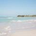 The beach of Varadero Cuba