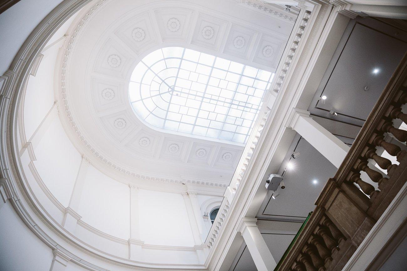Inside Museum für Kunst und Gewerbe Hamburg