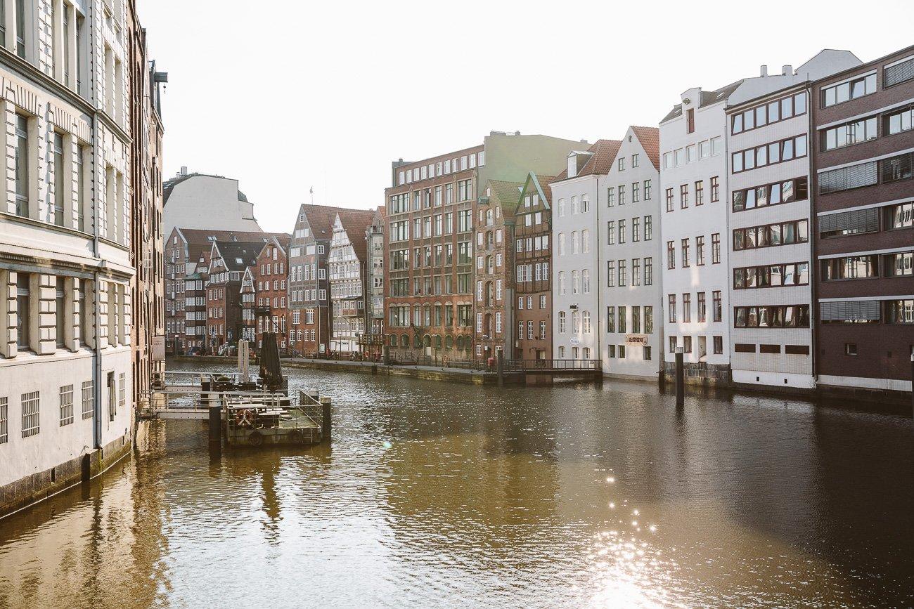 Nikolaifleet in Hamburg