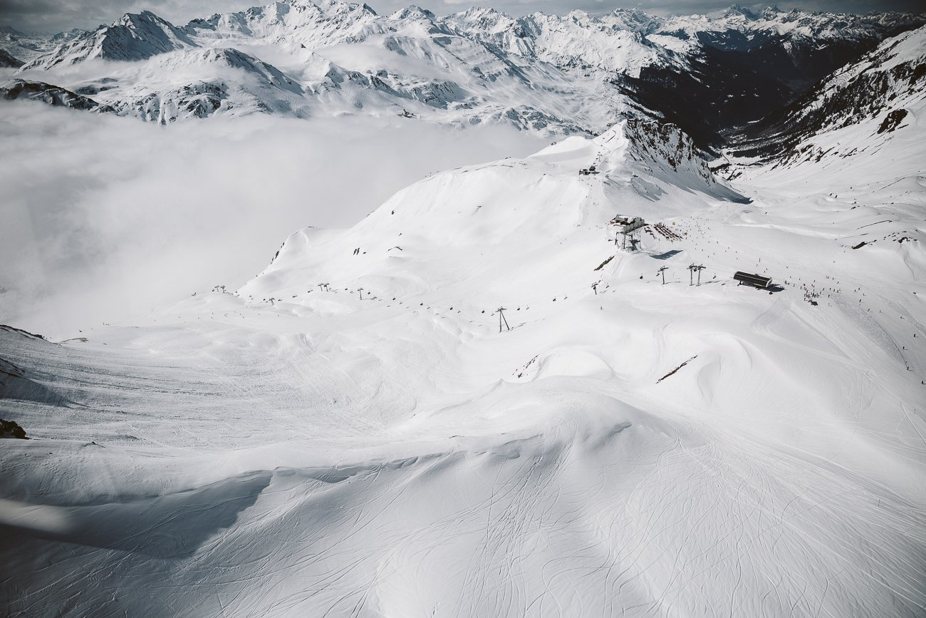 Arlberg Skiing Arena