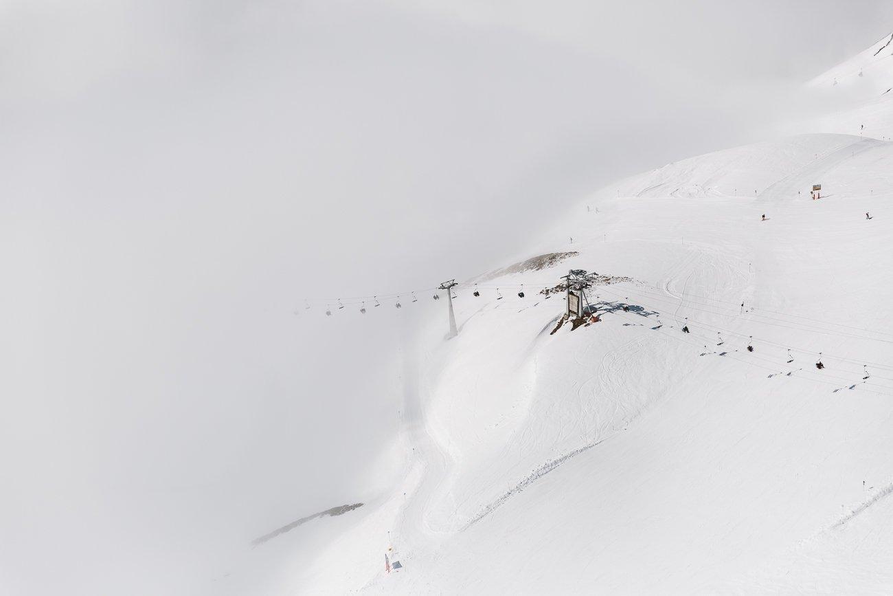 Lifts at Arlberg
