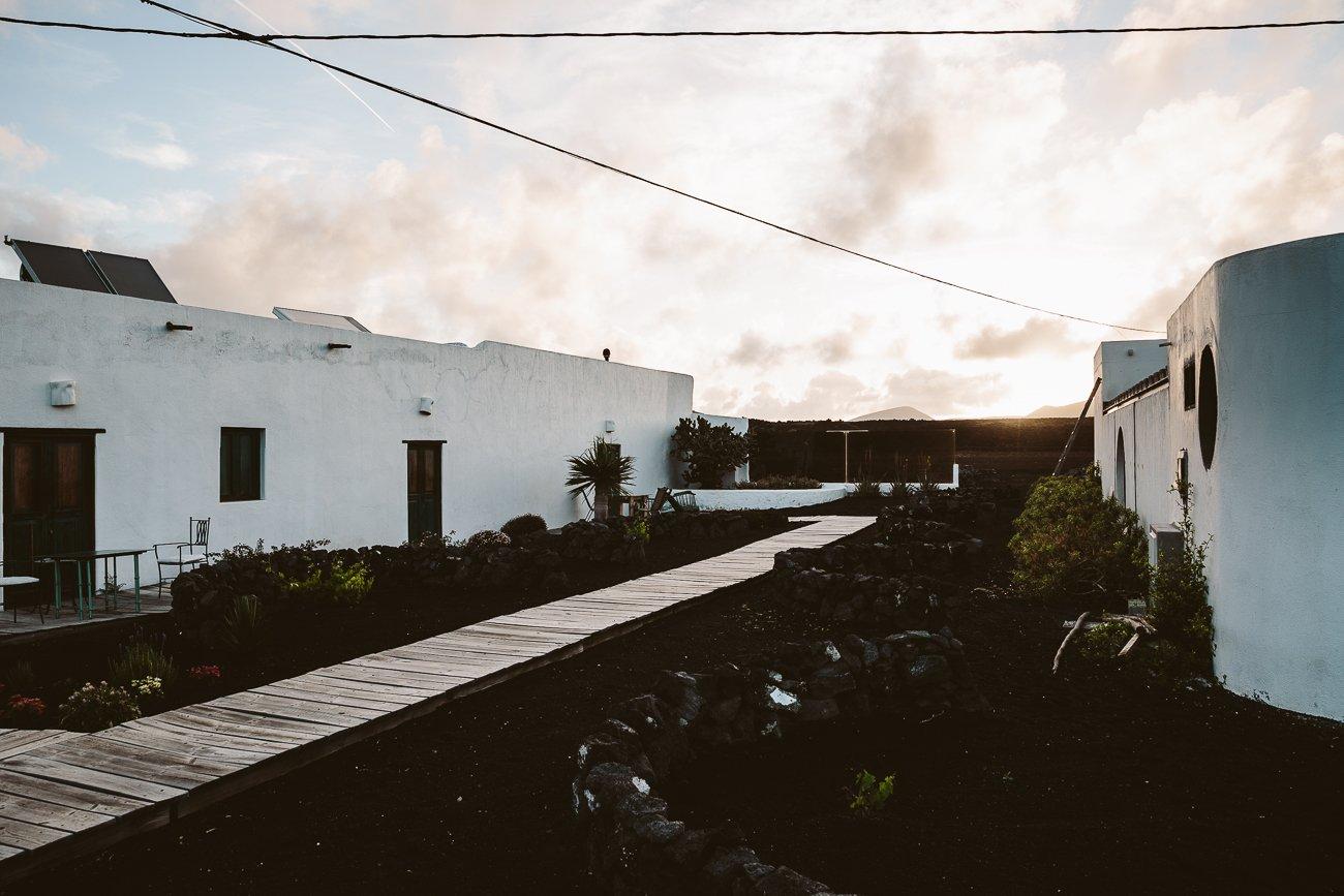 The three suites of Buenavista Country Suites Lanzarote