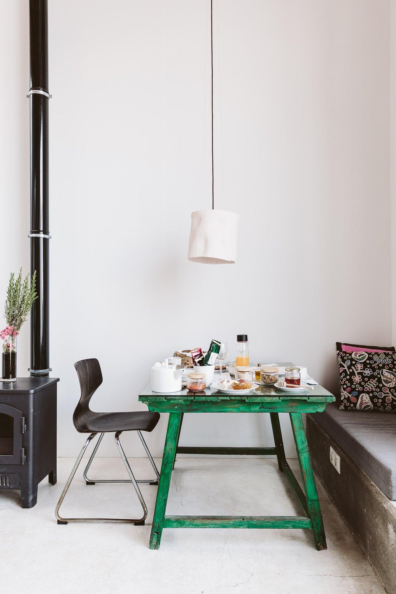 Living room at Suite Sur at Buenavista Country Suites Lanzarote
